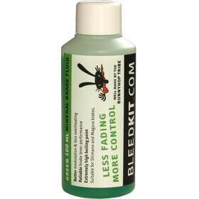 Bleedkit Green Mineral Bremsevæske 100 ml